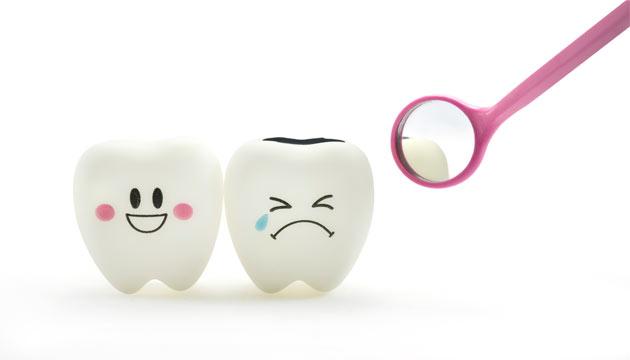 תוספי מזון והשיניים